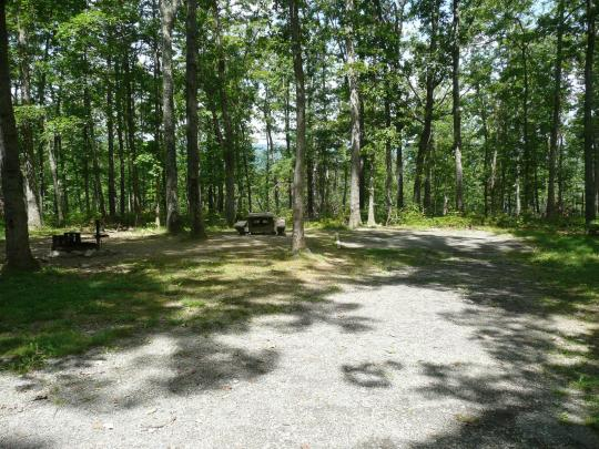 Morris Hill campground