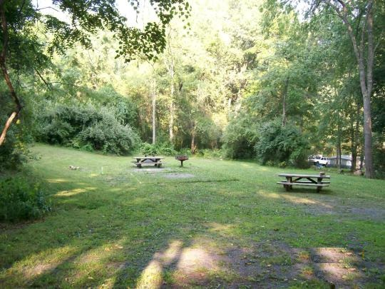McClintic Point Group Campsite