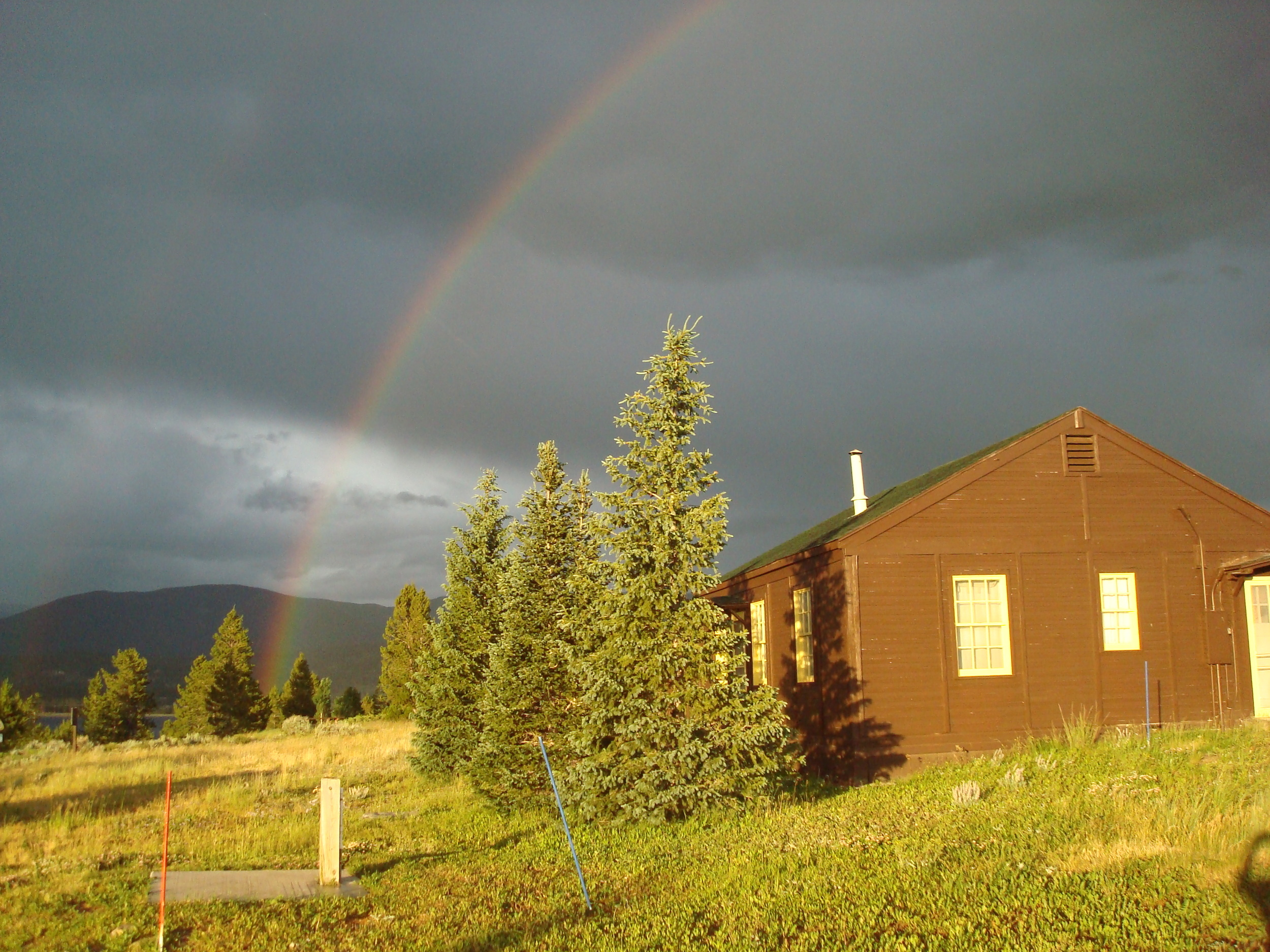 Rainbow over Stillwater
