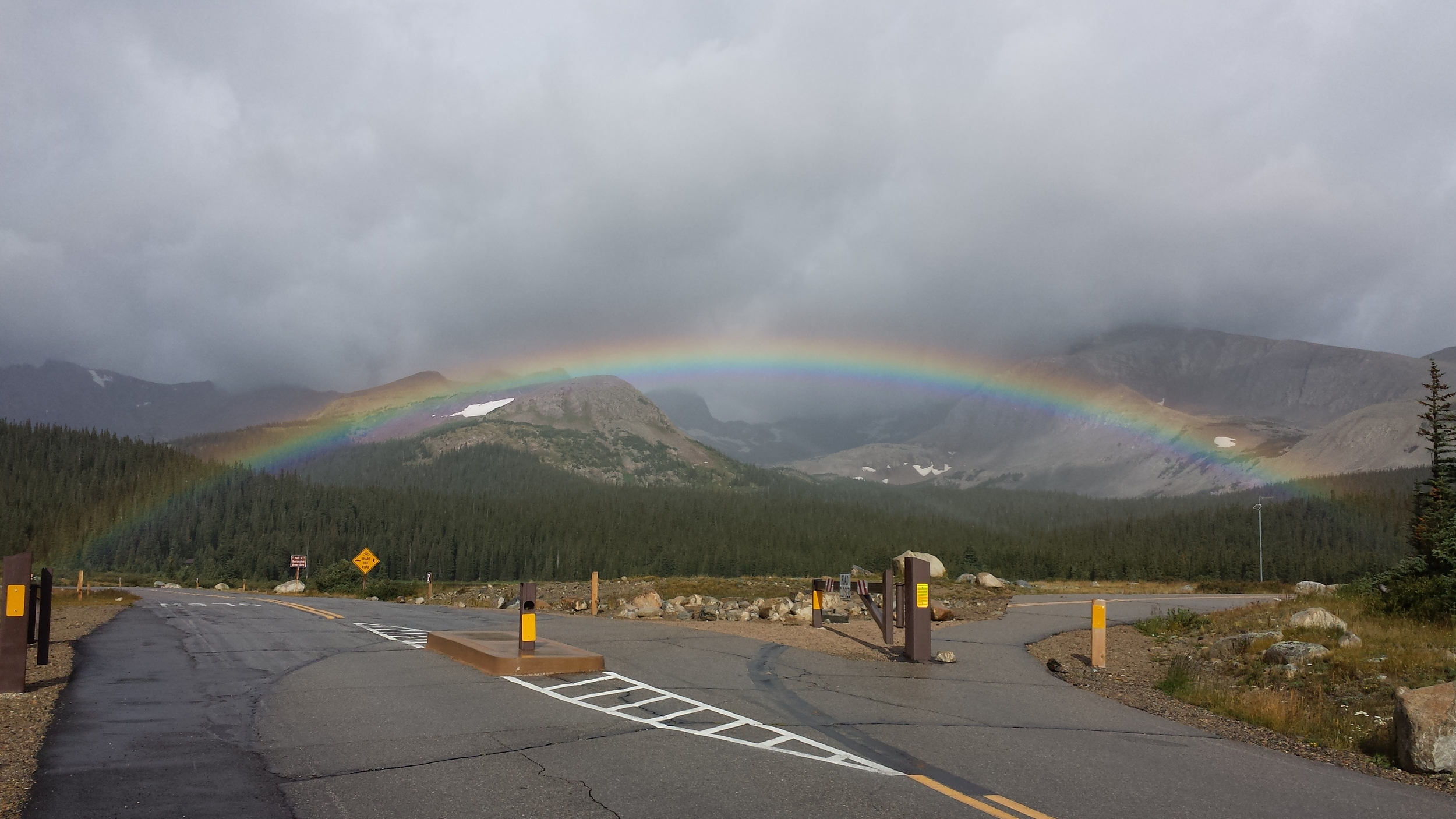 Brainard Lake Rec Area - photo by Sonny Smulick\Area Manager 2014
