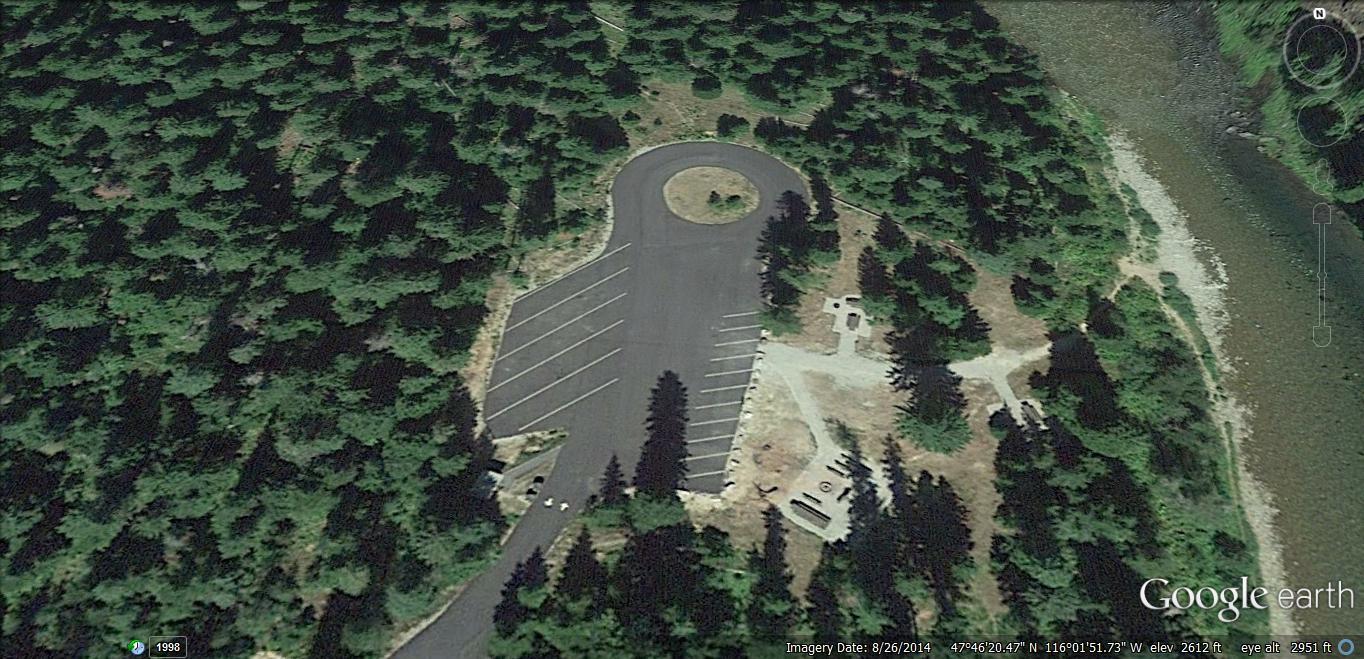 Devil's Elbow Group Site - Coeur d'Alene Ranger District, Idaho Panhandle