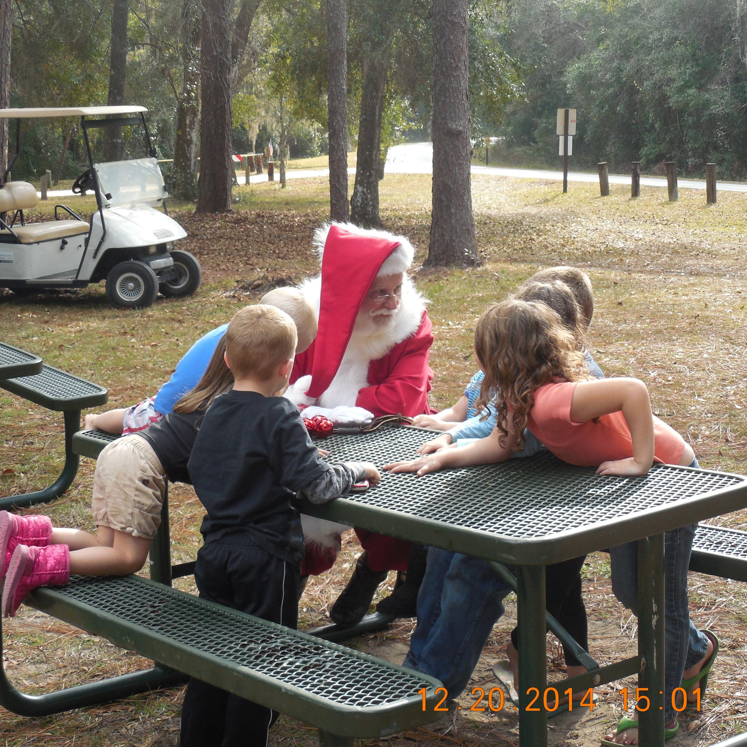 Santa Secrets?