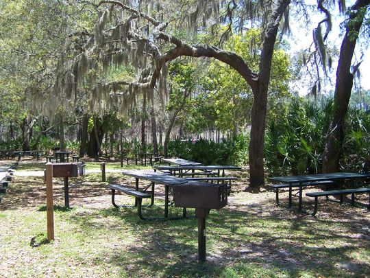 Clearwater Lake Picnic Area