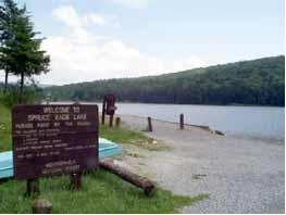 Spruce Knob Lake, WV