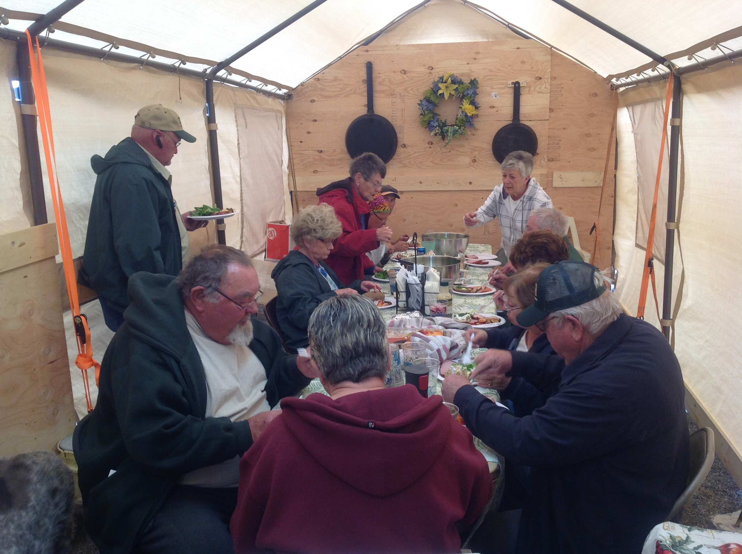 Uinta-Wasatch-Cache NF\Heber Ranger District - Strawberry Campground, 2014