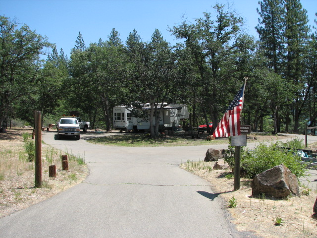 On-site campground managers