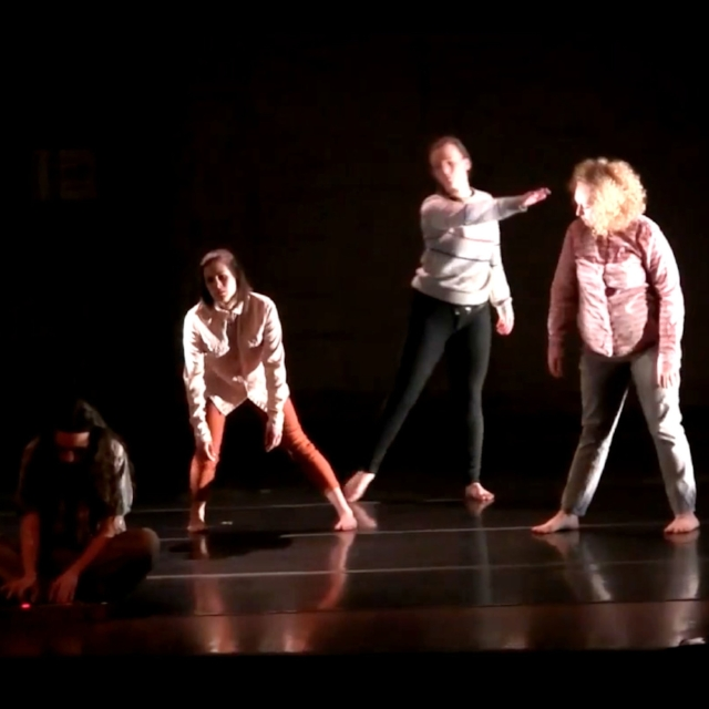 blood (2014)   Performed by about.theWindow in collaboration  with choreographer Elyse Cox.