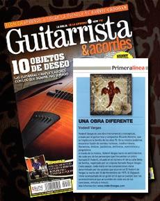 Vodevil Vargas Guitarrista