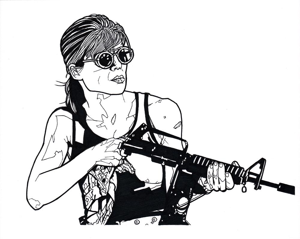 Sarah Connor Alt (OG)