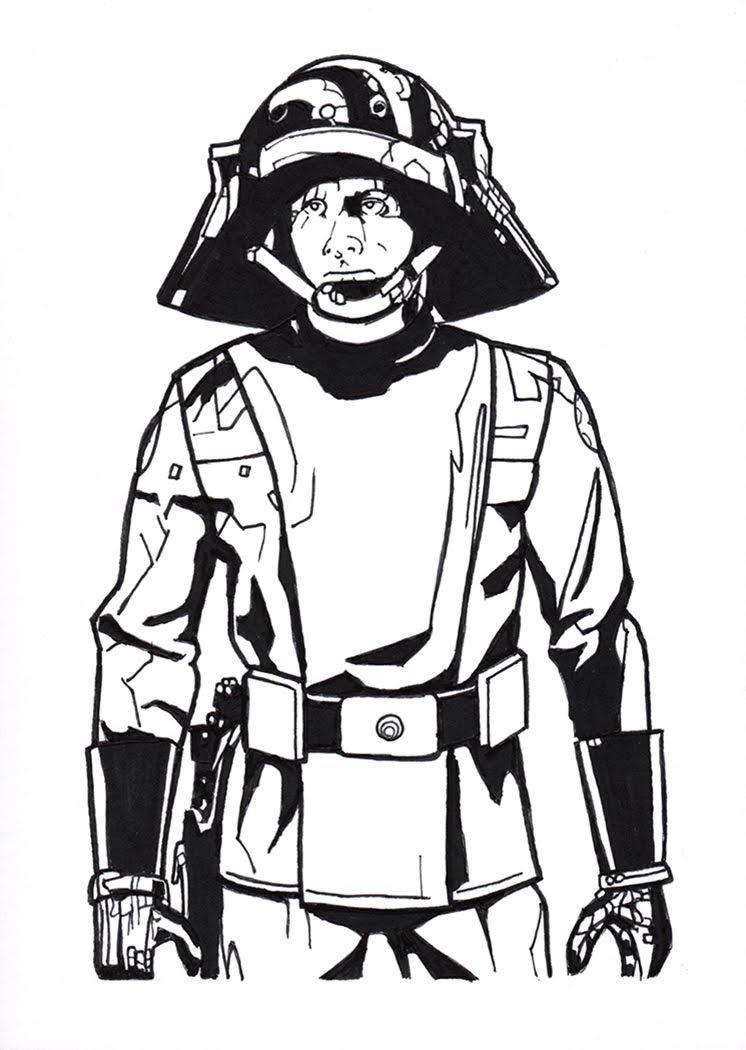 Death Star Trooper OG