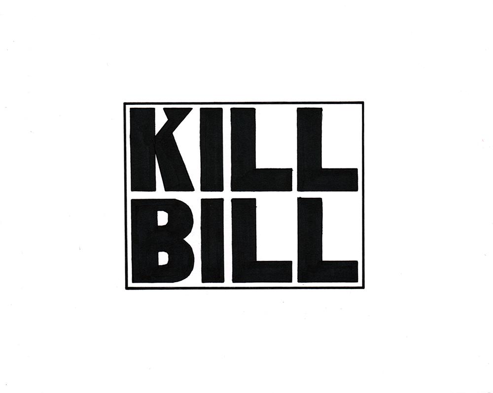 Kill Bill Title OG