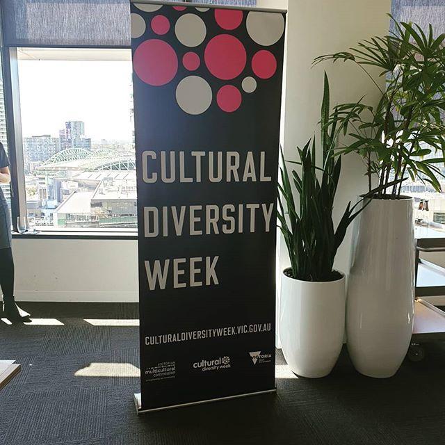 #culturaldiversityweek #vmc #anagennisiband