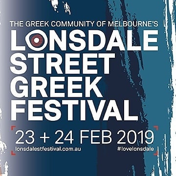 This Sunday 24th February, Anagennisi will be the closing act of 32nd Lonsdale Street Greek Festival on the Delphi Bank Stage (Main Stage: corner Lonsdale & Russell Street's) @ 9pm! 🎼🎶🎸🎤🎹🥁 Hope to see you there!  #lovelonsdale #lonsdalestreetfestival #2019 #32ndlonsdalestreetgreekfestival #melbourne #anagennisiband #greekmusic #opa #antipodes #melbourne #victorianmulticultralfestival