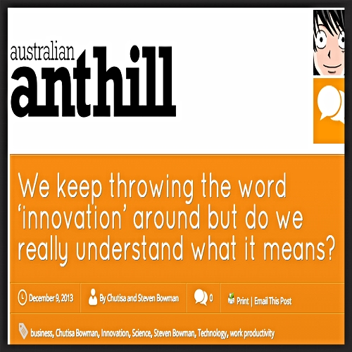 The undeniable power of innovation