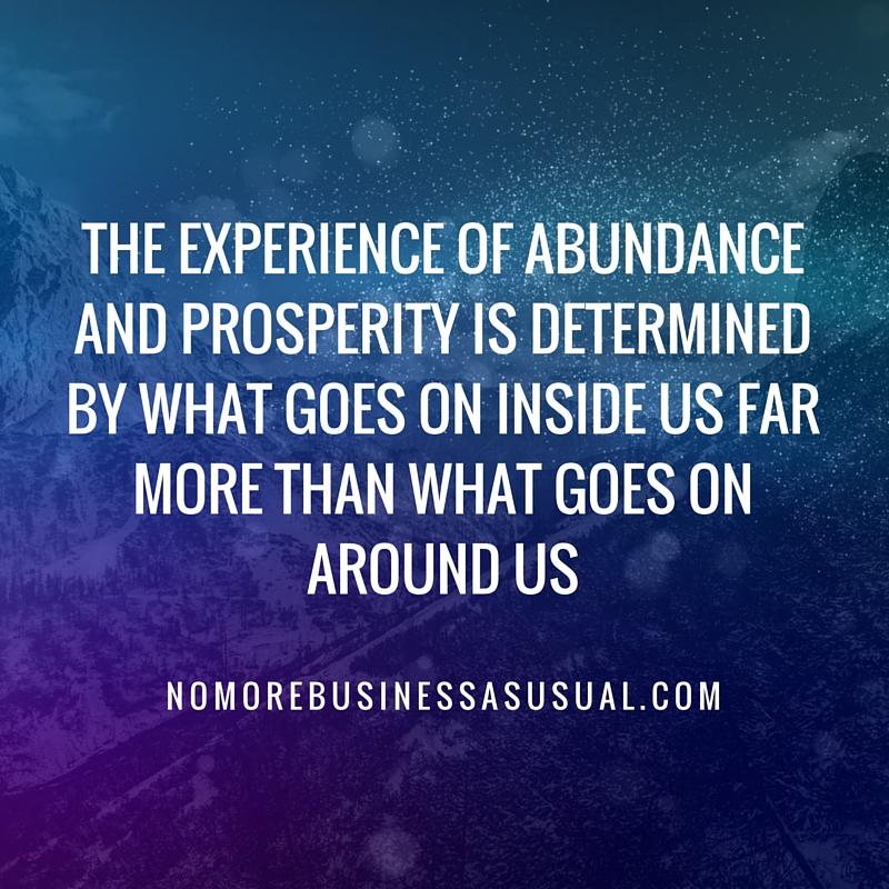 Guide To True Abundance