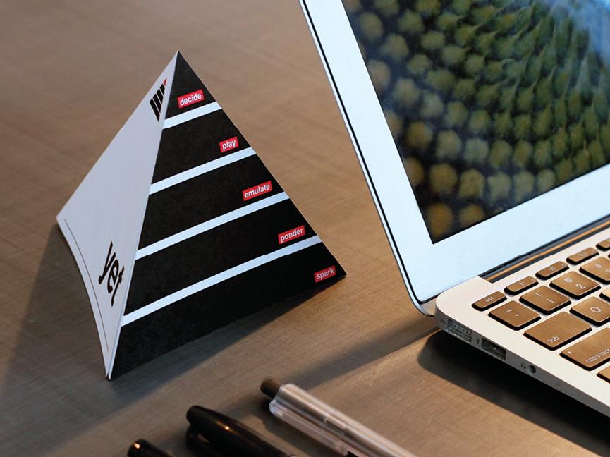 The Yet Pyramid