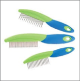 Grooming Combs and brushes are very useful for everyday maintenance of your Irish Wolfhound's coat.