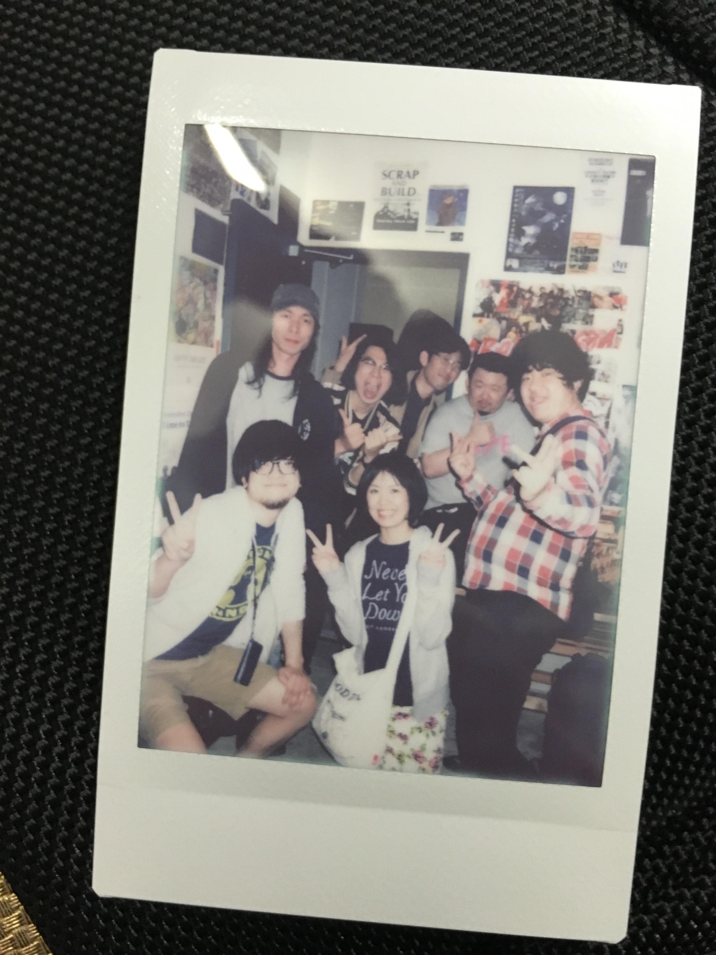 0416 Kyoto Shoegazer Noisy Pop Vol.4(with Post Modern Team) Kyoto Nano Livehouse