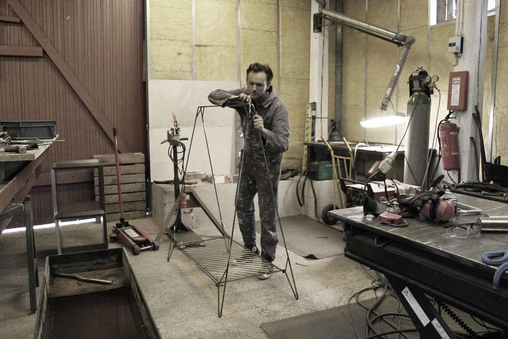 Anker studio clothing rack 3