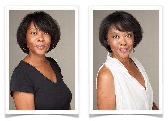 Glenda - Before & After