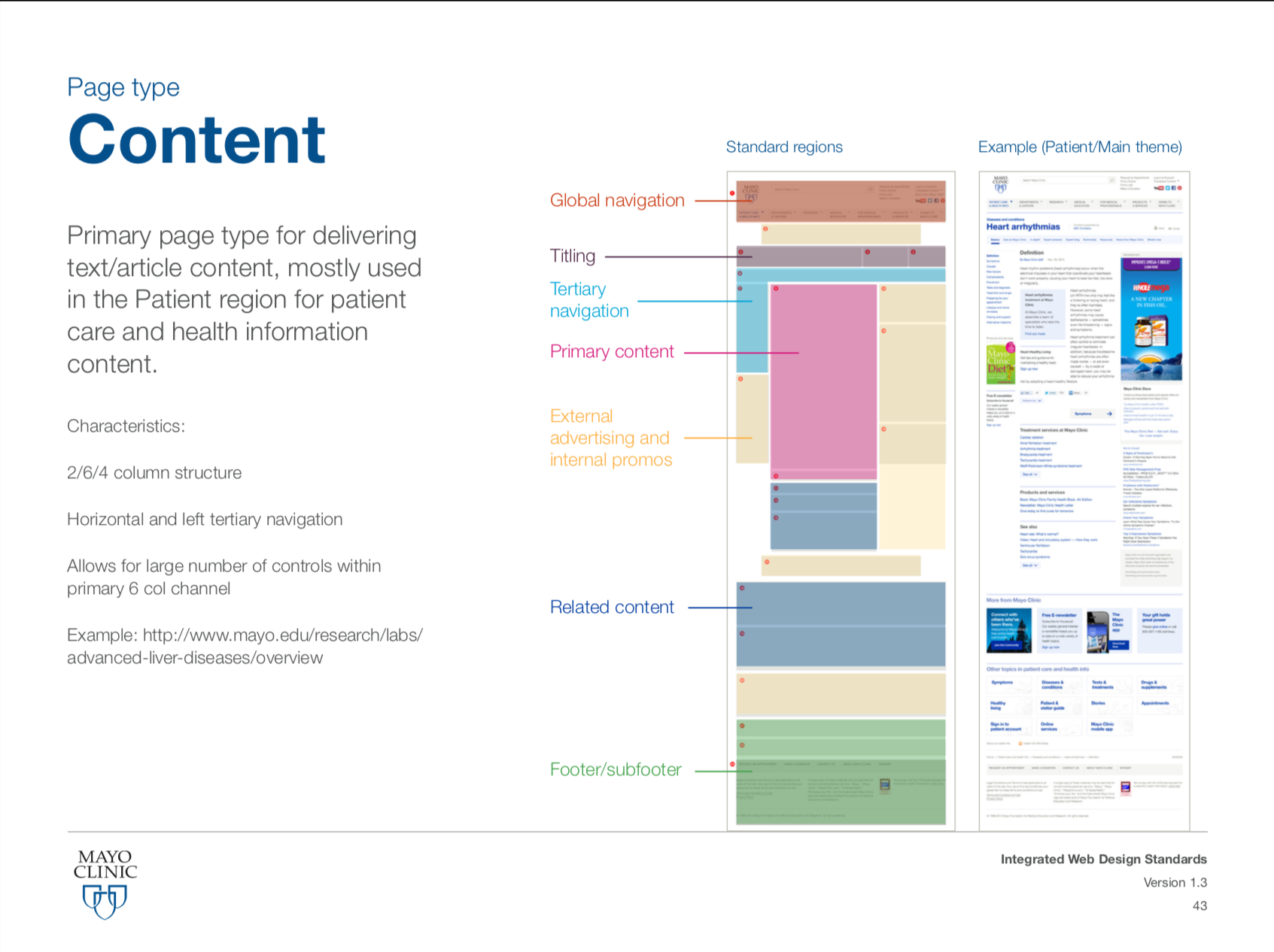 Design Ops: Creating a design system for a large healthcare organization's digital products