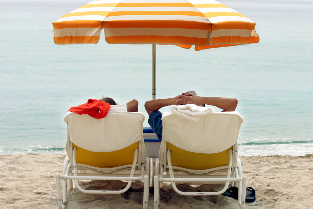 Relax at the beach and leave the cleaning to us!