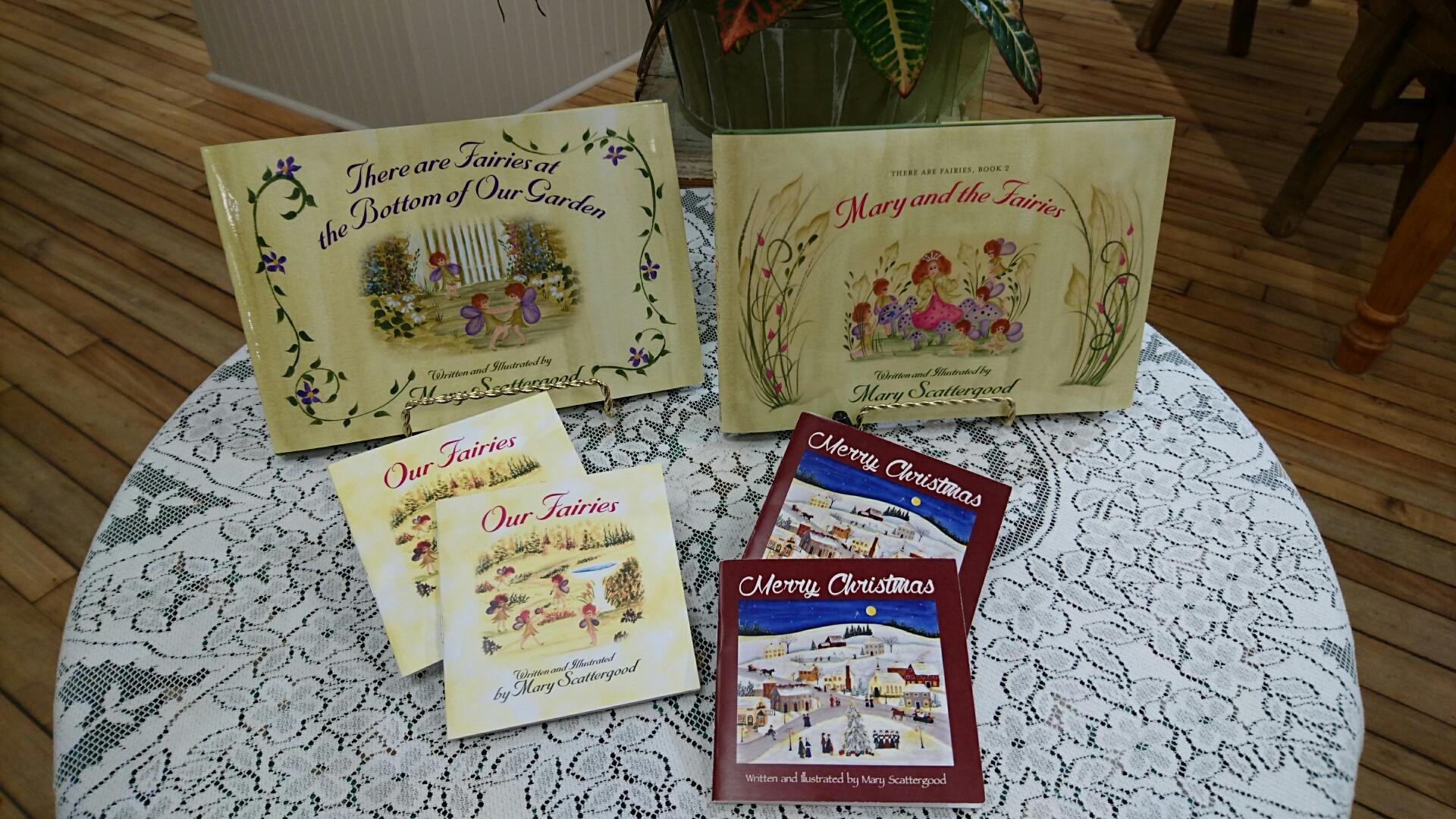 Sproule's Emporium Mary Books.JPG