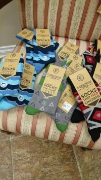 Sproule's Emporium Socks .JPG