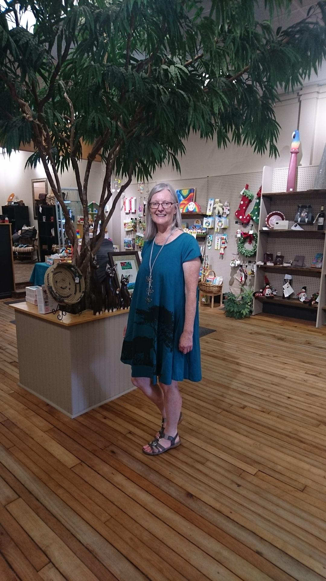 Sproule's Emporium Lynn Elephant Dress.JPG