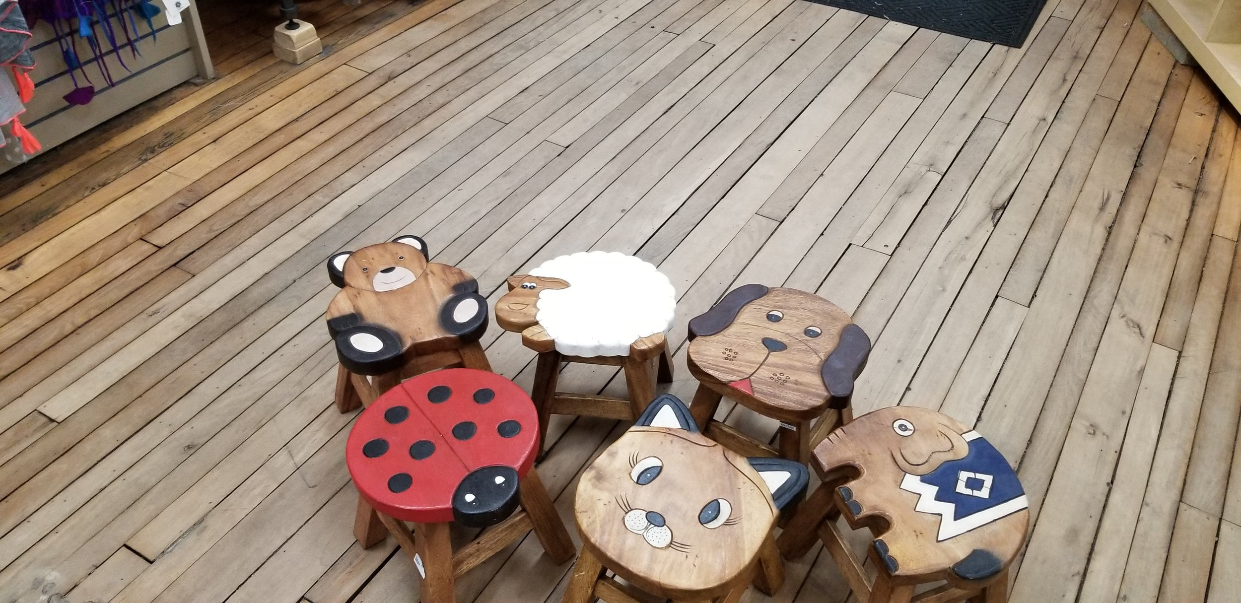 Sproule's Emporium Animal Face Stools.jpg