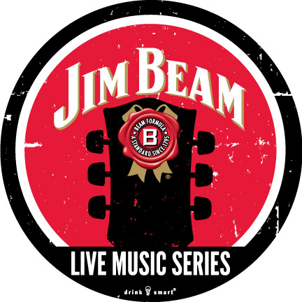 Jim Beam Live Music Series — Rob Williams Design