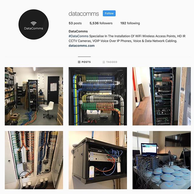 I guess we should feel honored that someone would want to steal our photos and pretend they belong to them. Give @datacomms a shout and let them know how awesome they are for stealing and reposting.