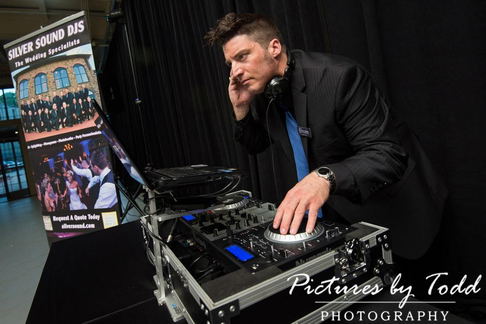 Silver Sounds DJs. Photo by Pictures by Todd Photography