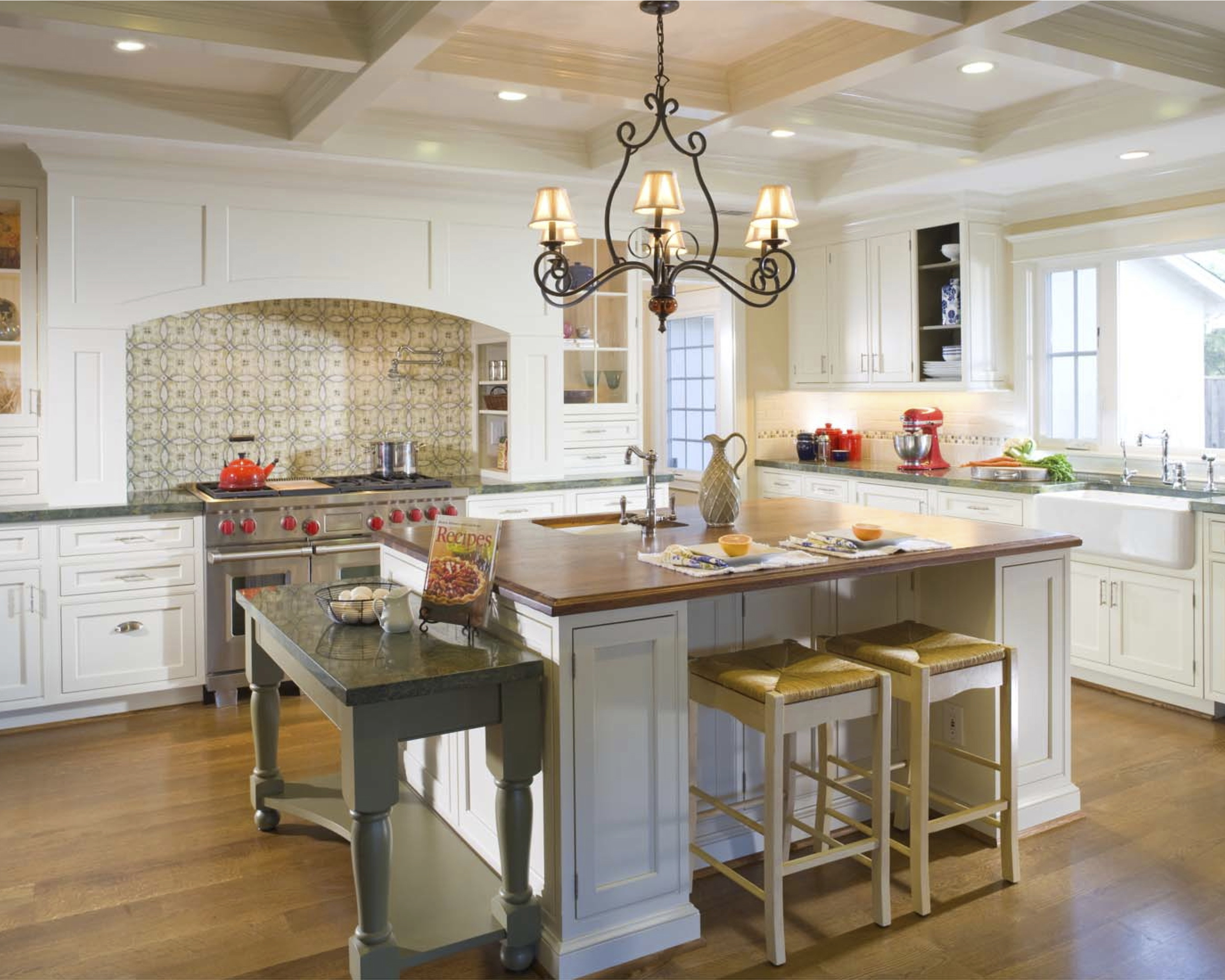 Kitchen in Saratoga, CA