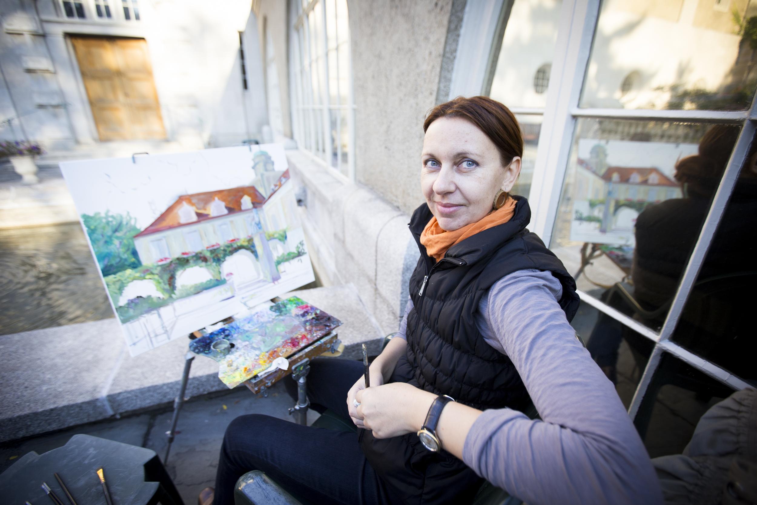 Artiest Maria Bablyak