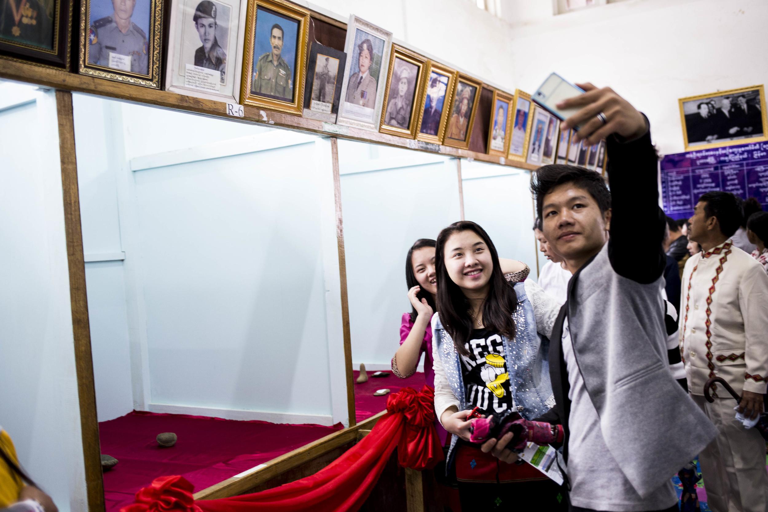 Rawang national museum. Photo by Ann Wang