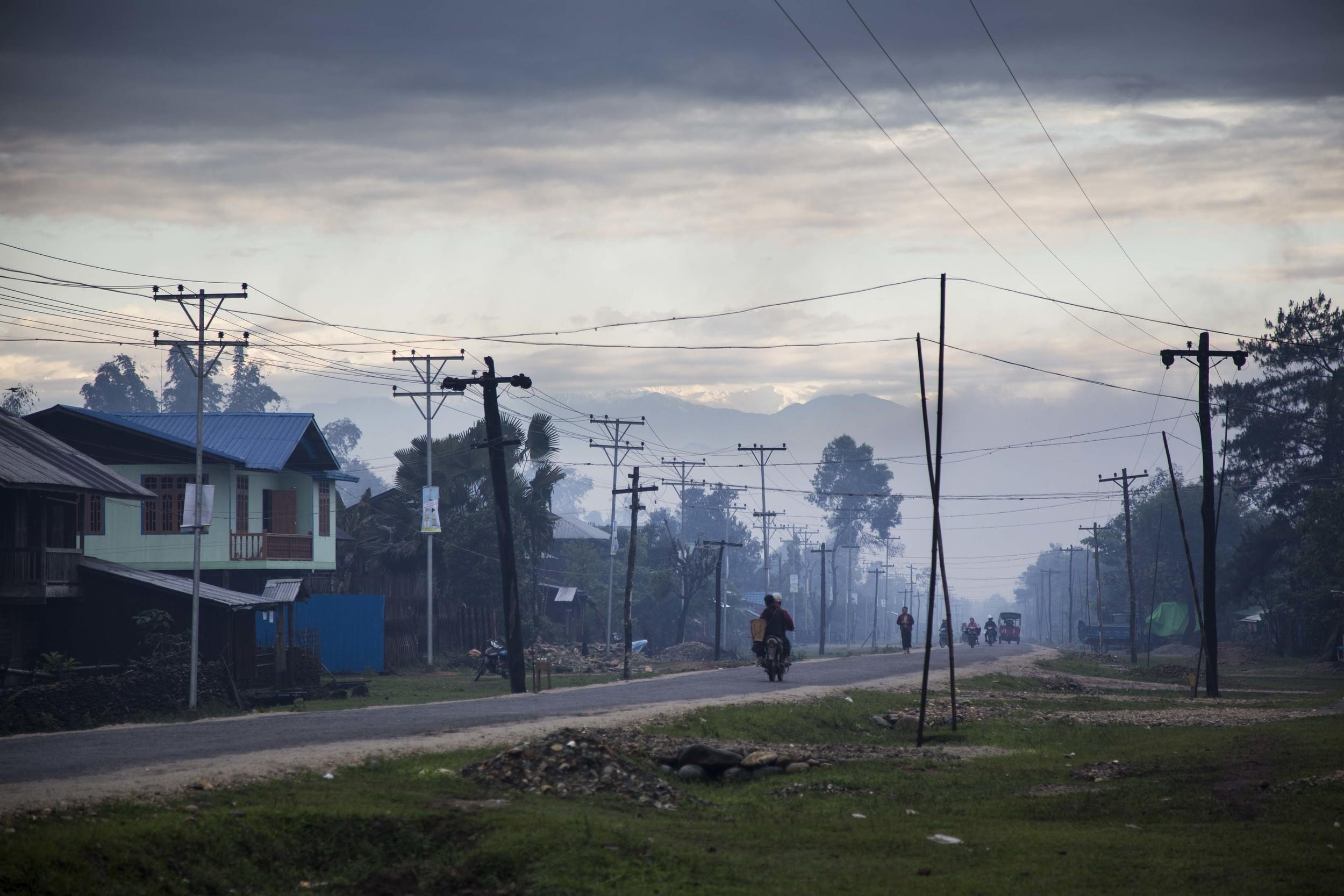 Putao, Kachin state, Myanmar. Photo by Ann Wang