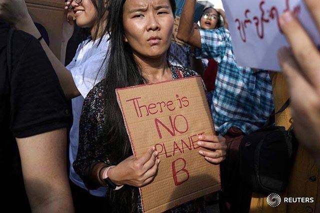 No plan b. #climatechange