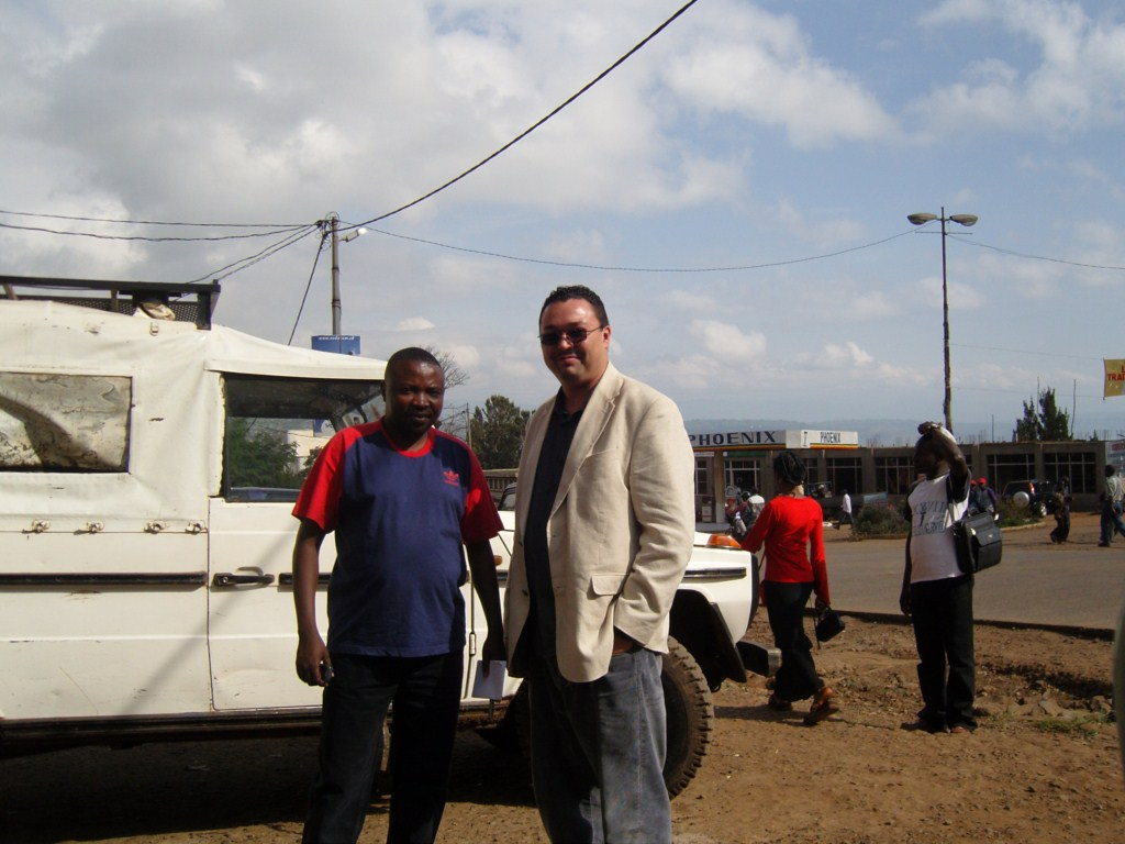 Democratic Republic of Congo 2007