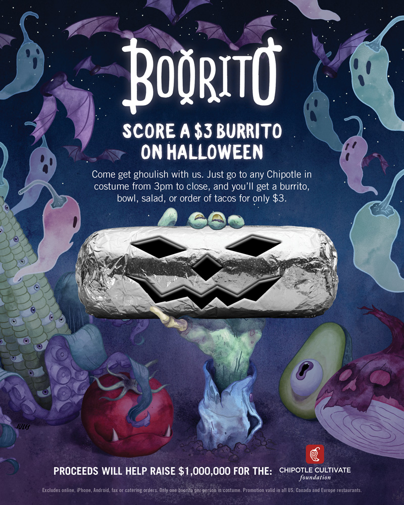 Boorito Campaign