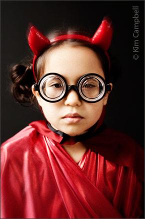 El Corazon photography - El Diablito by Portland, Oregon fine art photographer Kim Campbell.