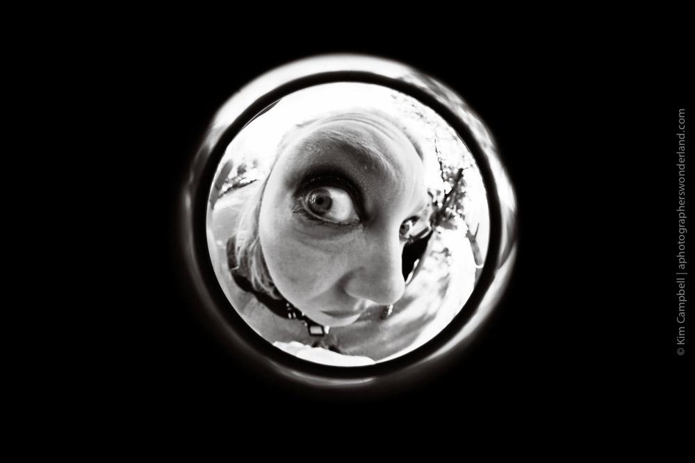 LENSBABY Fish Eye