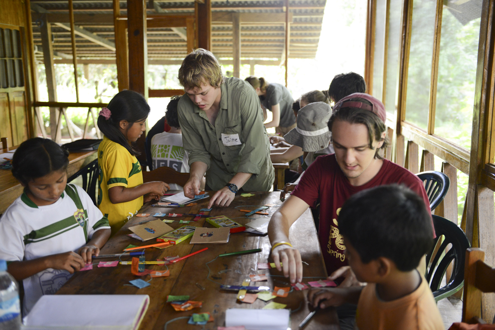 The School for Field Studies, Peru