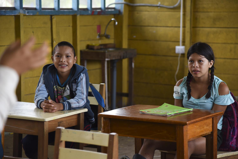 Tropical Conservation Fund, Peru