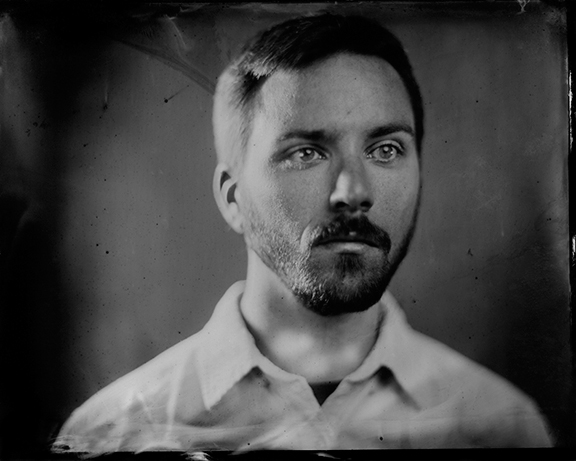 Tintype photo © Jim Tuttle
