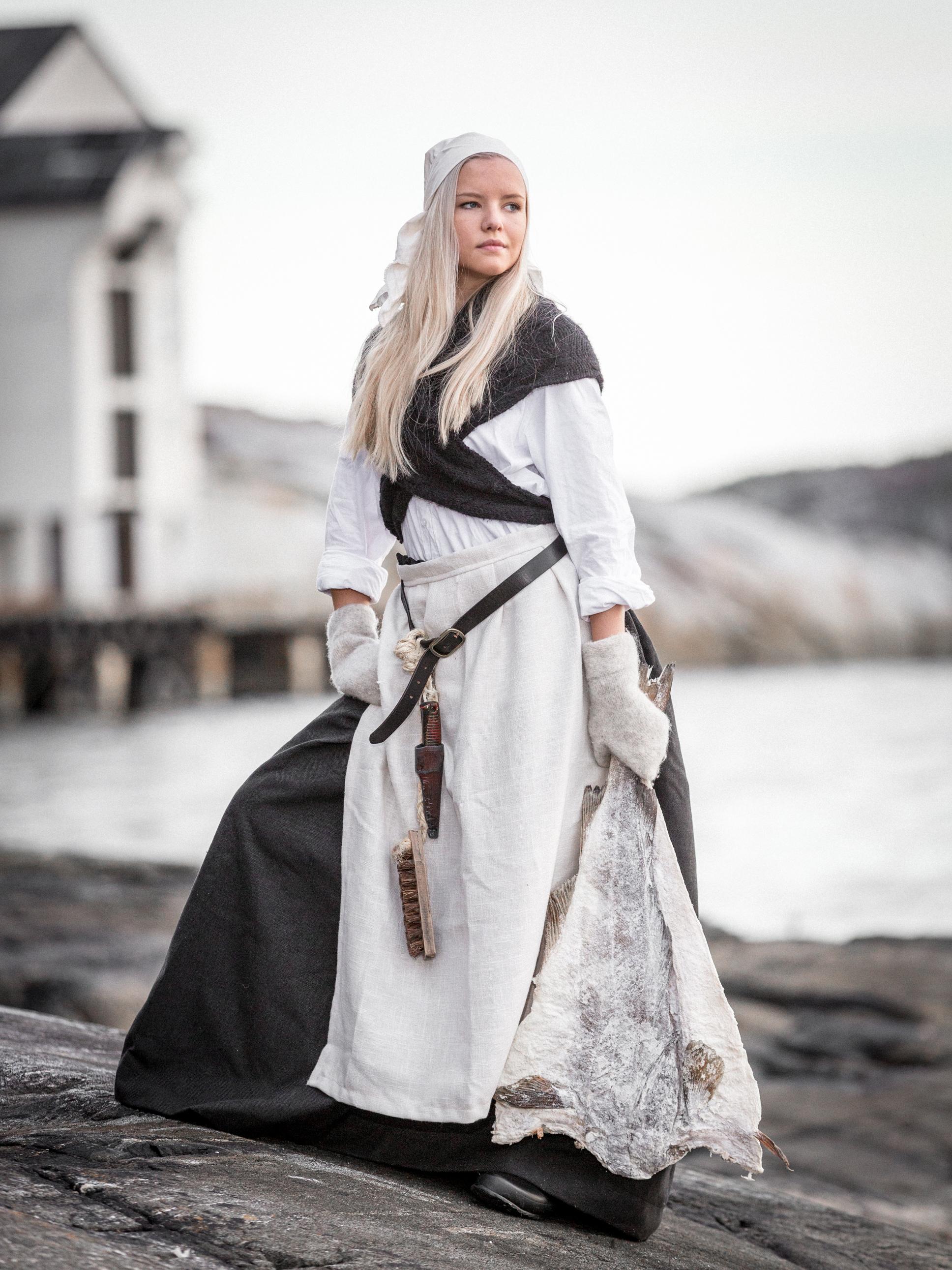 Klippfisk-kjærringa - The Bacalhau da Noruega Exhibition at Nordic Light International Festival of Photography.