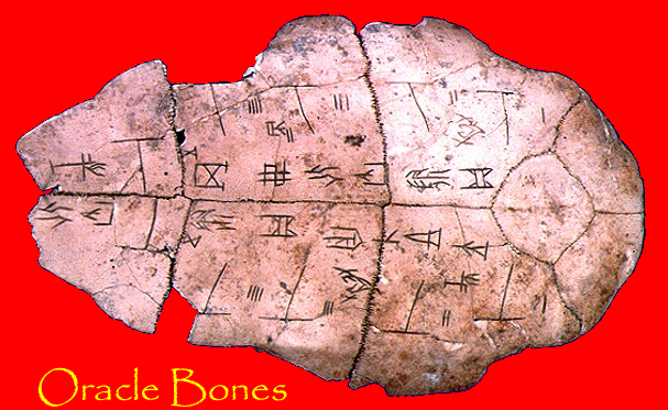 Chinese Oracle Bones