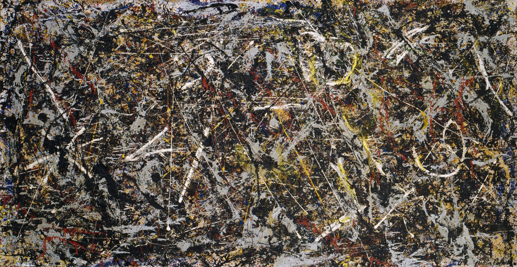 Alchemy 1948 Jackson Polluck