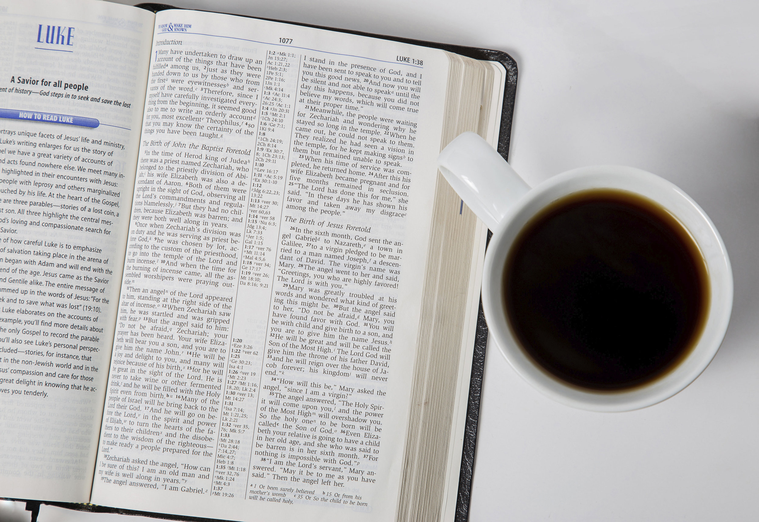 Men's Ministry - SATURDAY MEN'S STUDYWhere: Basement at ChristWhen: Every SaturdayTime: 10:00 amCome for good coffee, fellowship, and the study of God's Word!