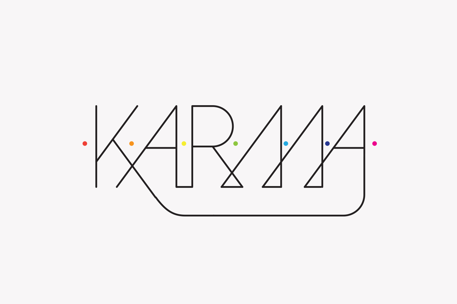 "THE KARMA CENTER • "" WHAT GOES AROUND, COMES AROUND"""